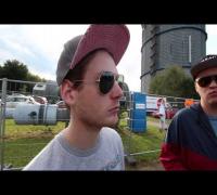 Steasy & Federballklikke - Normell Underway #02 (Festivalblog)