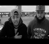 Steven Malcolm & B-Coe - Renegades music video (@imgmalcolm @bcoeproductions @rapzilla)