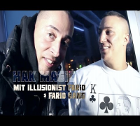Summer Cem - HAK MAGIC [ mit Illusionist Farid & Farid Bang ]
