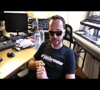 "SupaFunk über B-Lashs ""Funk-O-Tronic"" (rap.de-TV)"