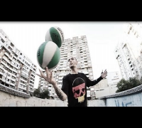 "Surprise ""Basketball Pro"" in Sofia ""Bulgaria"" - Impossible Flow [presented by TL Entertainment]"