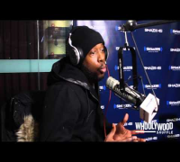 TALIB KWELI vs DJ WHOO KID on the WHOOLYWOOD SHUFFLE at SHADE 45