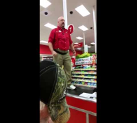 Target Manager Gives His Employees An Epic Black Friday Pep Talk Before The Doors Open