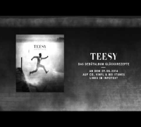 """Teesy - """"Glücksrezepte"""" (Album Snippet)"""