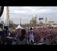 "The Cool Kids - ""PENNY HARDAWAY"" (Live) @ Butler Park in Austin, Texas [SXSW 2014]"