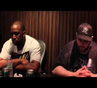 "THE GODFATHERS MIXING ""AMERICAN SICKOS"" (KOOL G RAP & NECRO) - BEHIND THE SCENES #17"