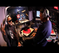 The Hot Box - Black Cobain Freestyles with DJ Enuff