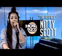 The Hot Box: Nitty Scott Hits The Hot Box With Dj Enuff