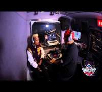 The Hot Box - Nyemiah Supreme Shows Off Her Skills to DJ Enuff