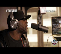 The Hot Box - Priceless Shows Off His Fly with DJ Enuff