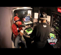 The Hot Box - Spank Spit Off 'D.O. For President' with DJ Enuff