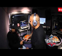 The Hot Box - The Kid Daytona Freestyle with DJ Enuff