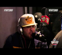 The Hot Box - Tony Moxberg Freestyles with DJ Enuff