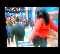 THE MAURY SHOW: This Woman Starts Twerking After She Finds Out Her Ex Boyfriend Is The Father!!!