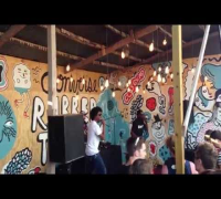 "The Pharcyde - ""Runnin'"" (Live) @ Converse Rubber Tracks' Secret Show, SXSW 2013"