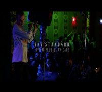 "The Stand4rd ""Wavey"" Live Reggie's Chicago"