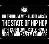 The State of Hip Hop 2014 - THE TRUTH LIVE With Elliott Wilson
