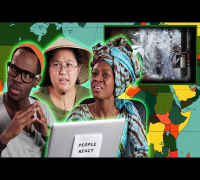 The Third World Reacts to the ALS Ice Bucket Challenge! - ADD! Sketch