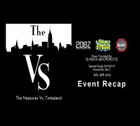 THE VS. PRESENTS: THE NEPTUNES vs. TIMBALAND