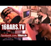 Throwback: Casper zeigt seine Wohnung (16BARS.TV)