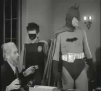 Throwback TV Clip Of The Week: Lewis G. Wilson (The First Actor To Play As Batman In 1943)