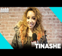 Tinashe Flexes In Her October's Very Own Canada Goose In An Exclusive Interview