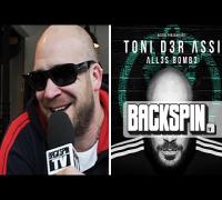 "Toni der Assi über sein Album ""Alles Bombe"" | BACKSPIN Meine Platte"