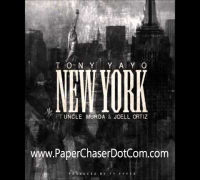 Tony Yayo Ft. Uncle Murda & Joell Ortiz - New York Life (Trinidad James Diss) Prod. @TyFyffe 2014