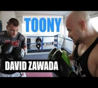 TOONY & DAVID ZAWADA TRAINING: OJ Kingpin, Promiboxen, Bero Bass, MMA, Fler, Boxen, Sparring, UFC