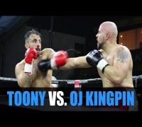 TOONY VS. OJ KINGPIN - Kompletter Kampf - Promiboxen: Farid Bang, Sinan G, Azaitar, Ohne Bero Bass