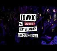 Towkio W/ Savemoney & Hurt Everybody Live at Lincoln Hall, Chicago