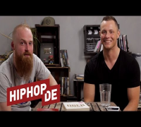 Toxik & Erich: Pinke Hüte, Homosexualität - wie wird man erfolgreicher als Rapper? - Backstage