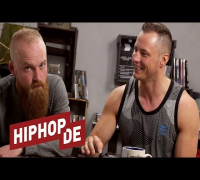 Toxik & Erich: Wie wird man Journalist? Job & Praktikum bei Hiphop.de? (Fanfragen) - Backstage