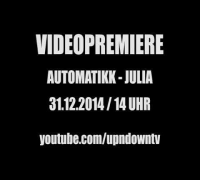 Trailer - AUTOMATIKK - Julia (UpndownTV)