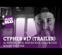 Trailer: Cypher #17 mit Mistah Nice, Mess & Kareem, Gold Roger, Waldo The Funk #JägermeisterGasthof