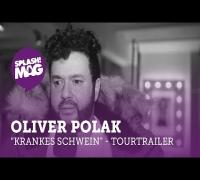 """Trailer: """"Krankes Schwein"""" Oliver Polak geht auf Tour (splash! Mag TV)"""