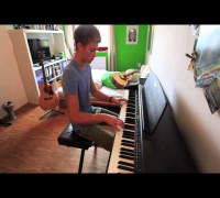 Trailerpark - Bleib in der Schule [Pianoversion by Hardy Haufe]