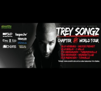 Trey Songz - Chapter V World Tour 2013 (presented by Thug Life & Streetlife)