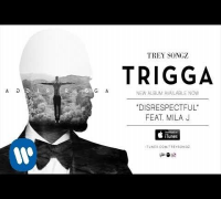 Trey Songz - Disrespectful feat. Mila J [Official Audio]