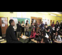 Trey Songz Joins Get Schooled as Principal for the Day at New Era High