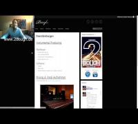 Tutorial zu meiner neuen Homepage / Beatshop