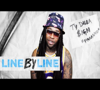 "Ty Dolla $ign ""Paranoid"" - LINE BY LINE Ep. 1"