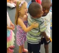 Tyler Has All The Girls In Pre-K: Proof That Racism Is Taught!