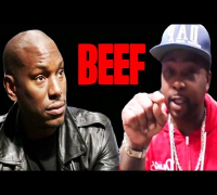Tyrese & Spanky Hayes Beef After Scandalous Radio Interview!