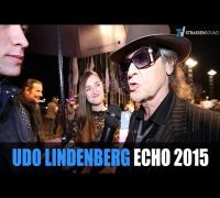 UDO LINDENBERG beim Echo über DeutschRap: Deichkind, Ferris MC, Marteria, Jan Delay, Clueso, Politik