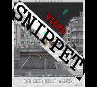 Ufo361 - IHR SEID NICHT ALLEIN SNIPPET (Offizielles Video)