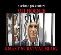 Uli Hoeneß - Knast Survival Blog Spezial - präsentiert von Cashmo