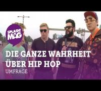Umfrage: Oliver Polak - Die ganze Wahrheit über Hip Hop
