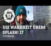 Umfrage: Oliver Polak -  Die Wahrheit über's splash! 17 (splash! Mag TV)