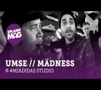 UMSE - FREUNDE SEIN/MÄDNESS - MAGGO @MIADIDAS
